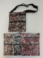 Large Cross Body Hand Bag [Leopard Print]